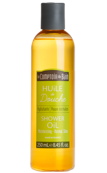 Moisturizing Shower Oil