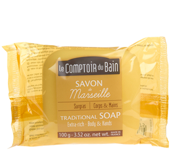 Unscented extra-rich Traditional Marseille Soap
