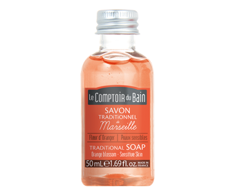 Orange Blossom Traditional Soap 50 mL