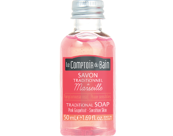 Le Comptoir du Bain Pink Grapefruit Traditional Soap  50 mL
