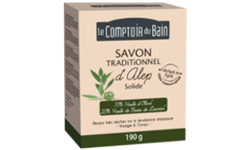 Aleppo solid soap