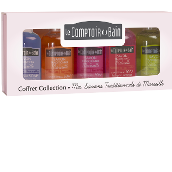 Collector Box My Traditional Soaps Le Comptoir du Bain